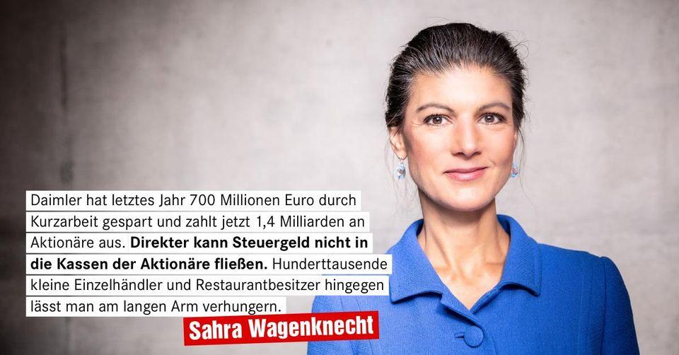 700 Millionen Euro sparte Daimler letztes Jahr durch Kurzarbeit. Wenn ein Untern