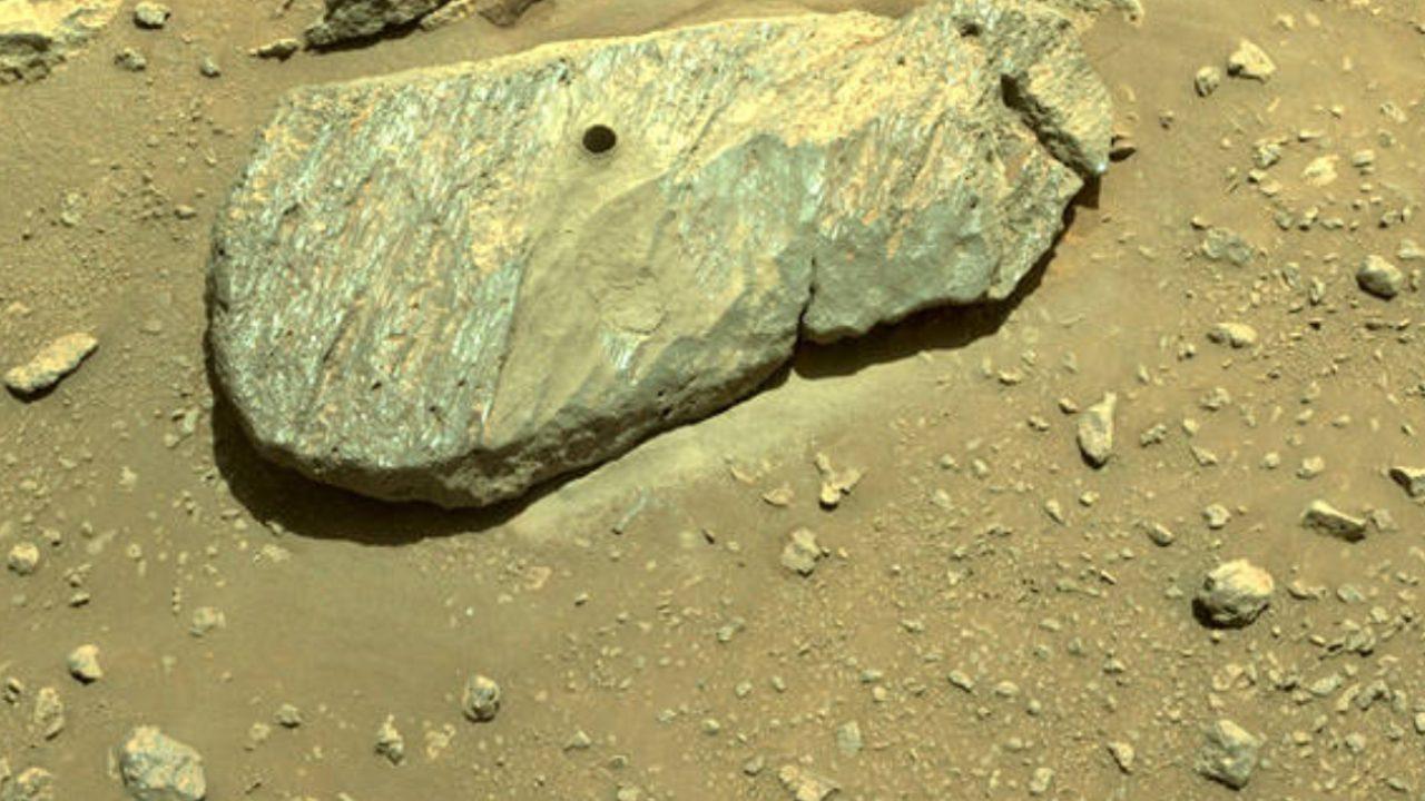 nasa's-perseverance-rover-team-drills-first-martian-rock-sample