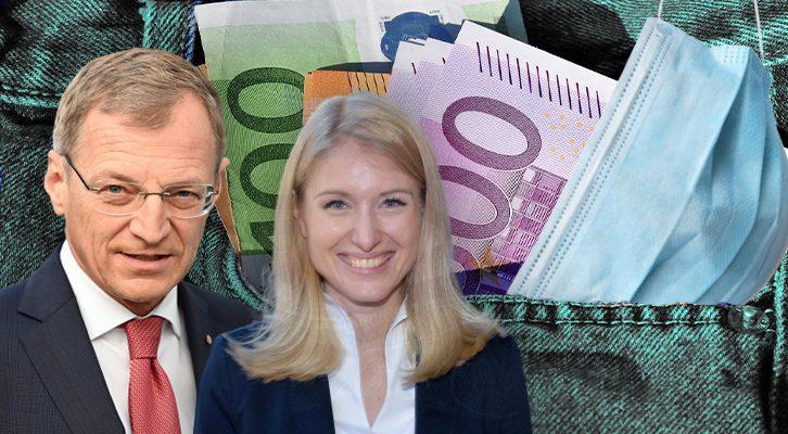 tuerkise-masken-millionen:-teurer-landesauftrag-bringt-stelzer-in-erklaerungsnot