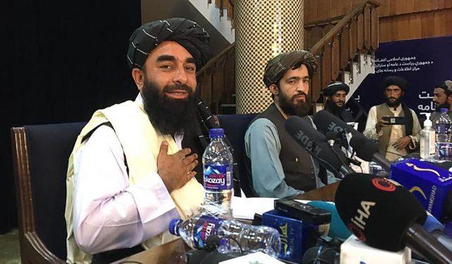 """taliban:-schulbesuch-fuer-maedchen-nur-bei-""""sicherer-umgebung"""""""
