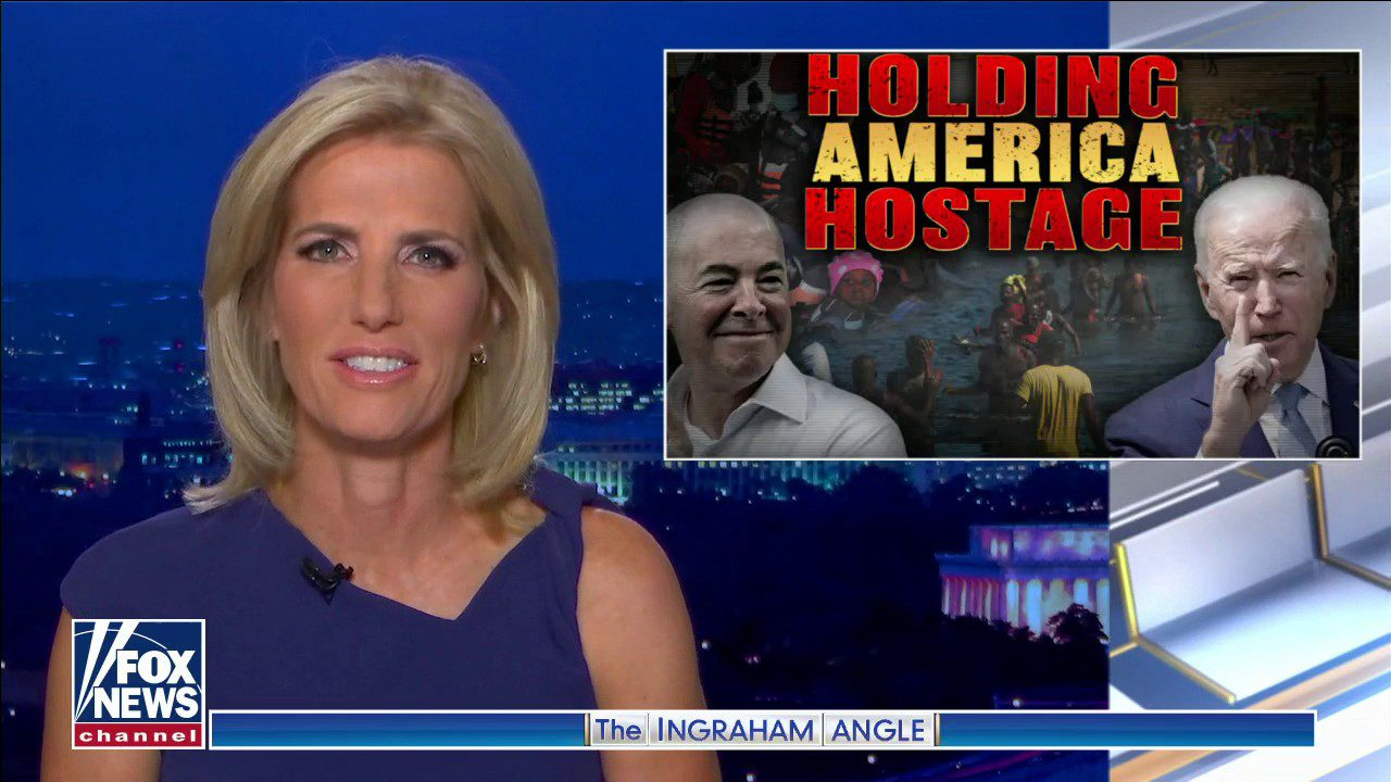 ingraham:-biden-'holding-america-hostage'-as-democrats-'remake'-us-because-they-'despise-us'