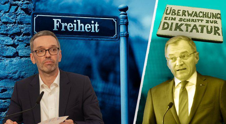 stelzer-dreht-durch:-widerliche-hetzkampagne-gegen-kickl-soll-waehler-verunsichern