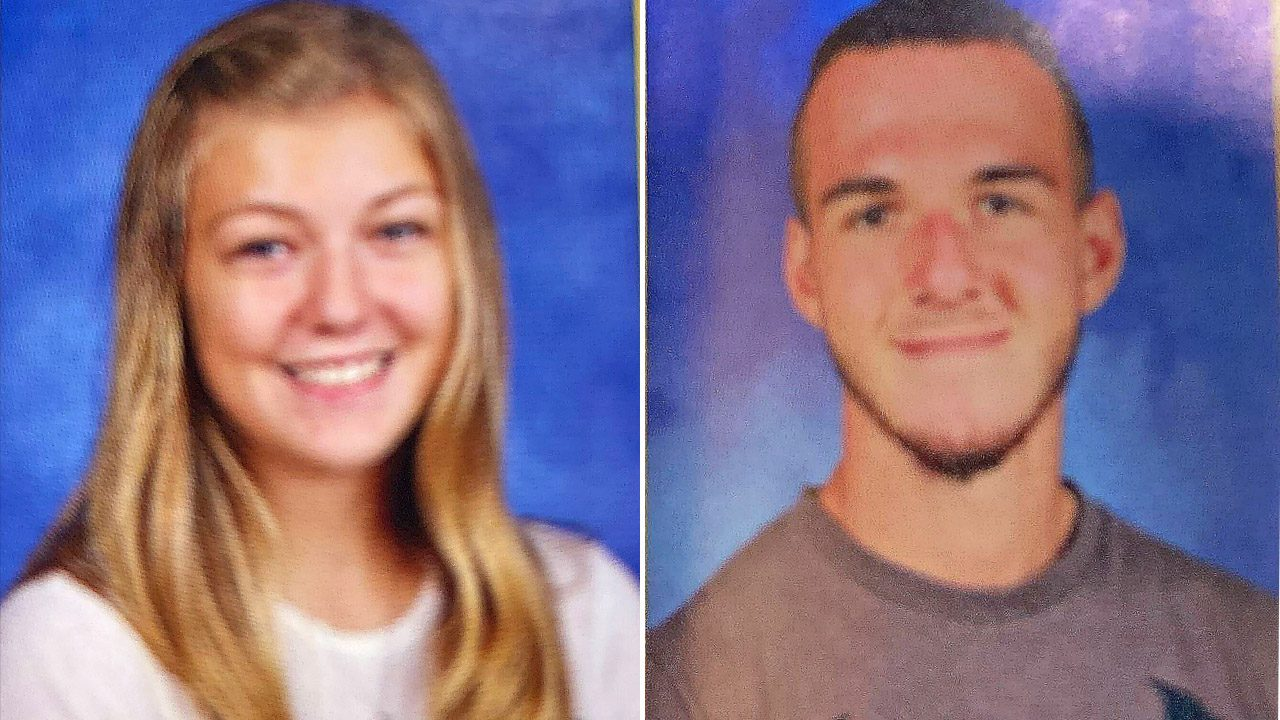 brian-laundrie-manhunt:-gabby-petito-and-fugitive-ex-seen-in-high-school-yearbook-photos