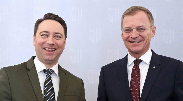zeichen-stehen-auf-fortsetzung:-oevp-und-fpoe-verhandeln-weitere-koalition-in-ooe
