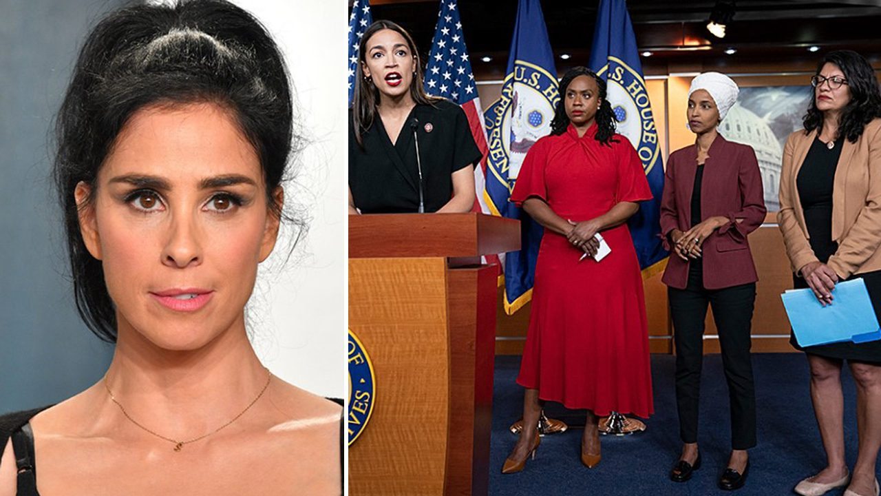 sarah-silverman-slams-dem-'squad'-for-opposing-israel's-iron-dome:-'none-of-them-talk-about-hamas!'