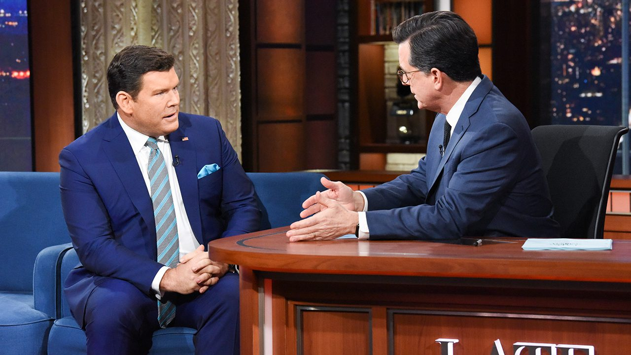 bret-baier-chats-with-stephen-colbert-about-fox-host's-new-ulysses-s.-grant-book