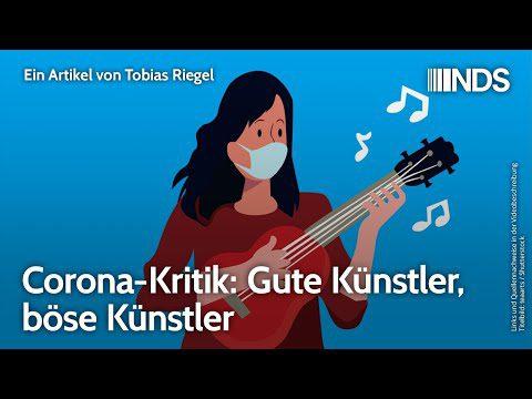 corona-kritik:-gute-kuenstler,-boese-kuenstler-|-tobias-riegel-|-nds-podcast