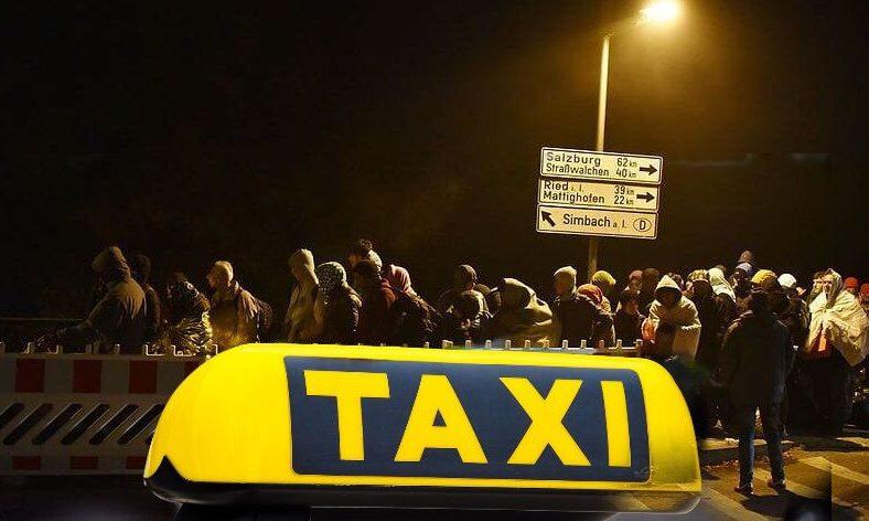 zeuge-behauptet:-illegale-werden-mit-taxis-quer-durch-oesterreich-in-migrantenheime-gebracht