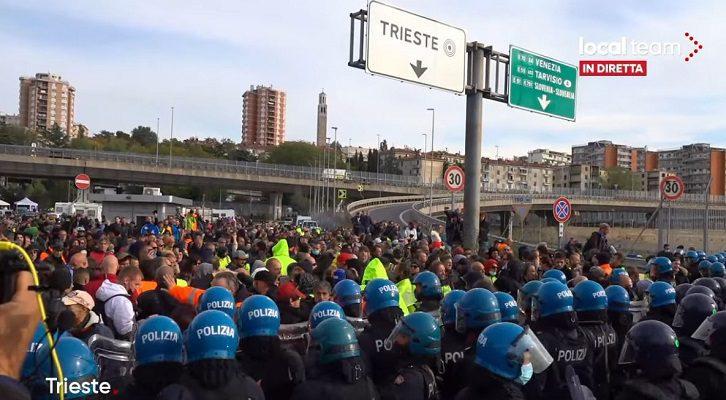 italiener-bleiben-unbeugsam:-demonstrationen-gegen-3g-regime-dauern-an