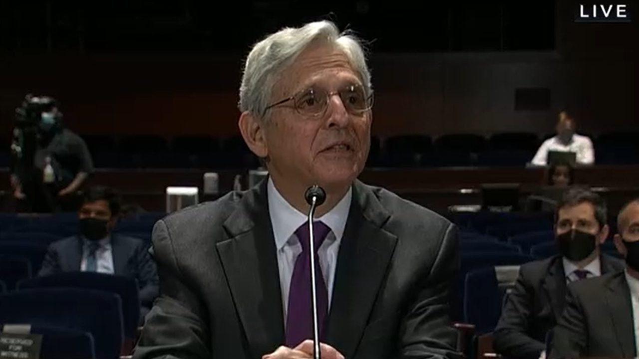 garland-doesn't-say-if-he-sought-ethics-guidance-regarding-ties-to-son-in-law's-crt-promoting-company